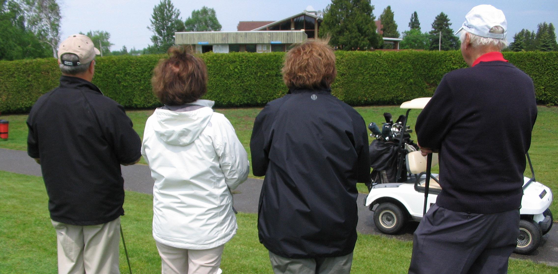 2e édition du tournoi de golf à Laval présidée par Frédérick Anctil